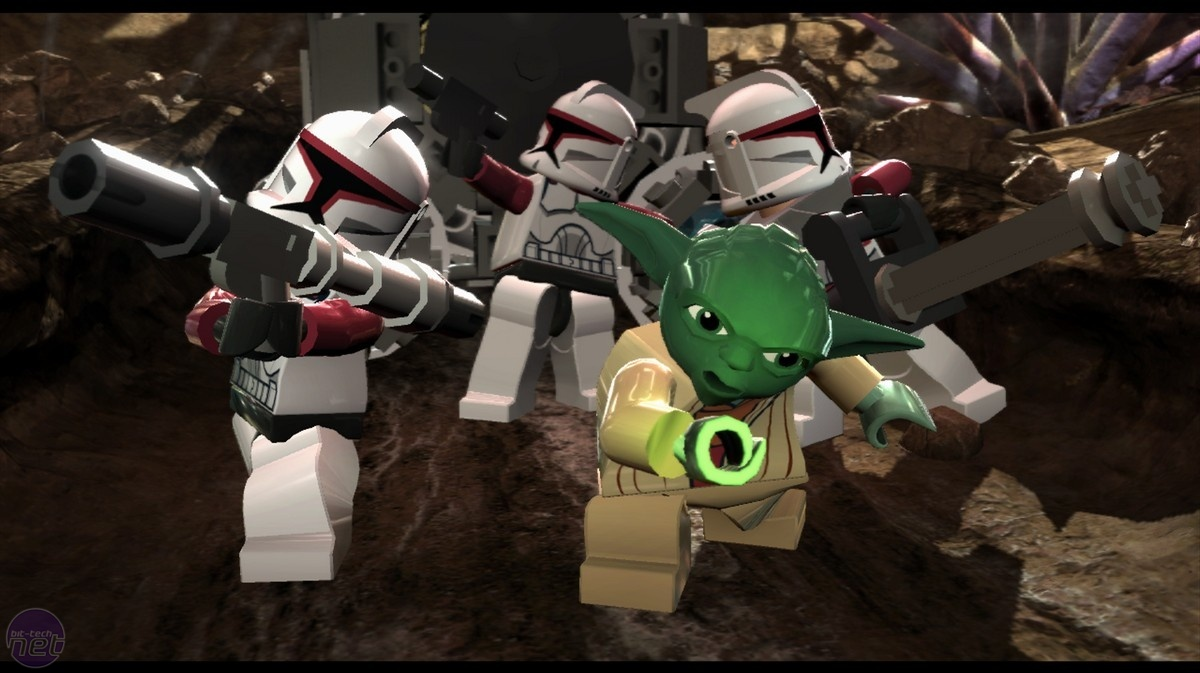 lego star wars the clon wars
