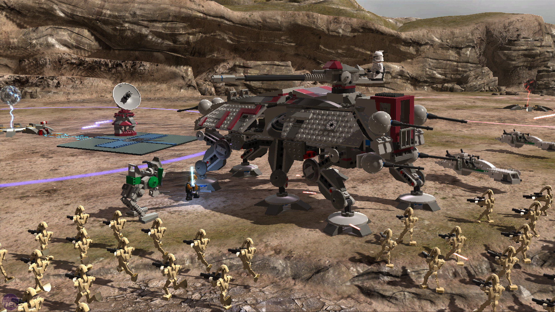 Lego star wars iii the clone wars review