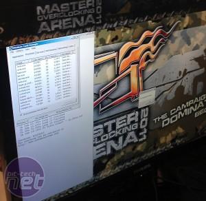 *MSI Master Overclocking Arena 2011 MSI MOA 2011 - Hardware and SuperPi 32M