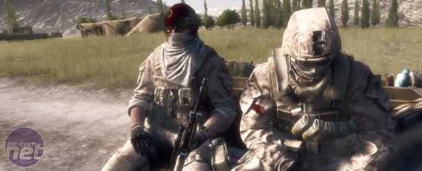 *Operation Flashpoint: Red River Review Operation Flashpoint: Red River PC Review
