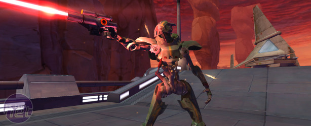 *Star Wars: The Old Republic Preview Star Wars MMO Preview