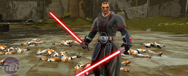 *Star Wars: The Old Republic Preview Star Wars: The Old Republic Preview