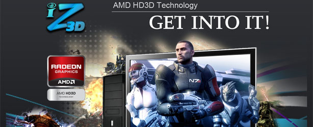 AMD Talks HD3D AMD HD3D - Using Middleware for Gaming