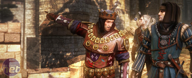 The Witcher 2: Assassins of Kings Review The Witcher 2: Assassins of Kings Review