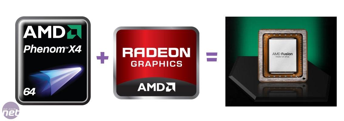 AMD Launches Llano APU | bit-tech.net