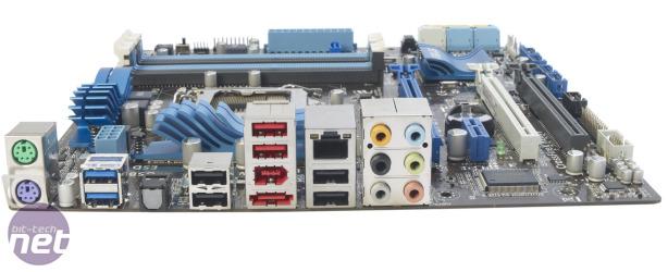 Asus P8P67-M Pro Review Asus P8P67-M Pro Test Setup
