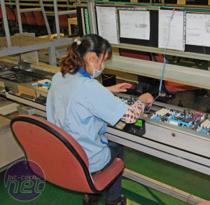 Gigabyte Factory Tour 2011 How Motherboards are Made
