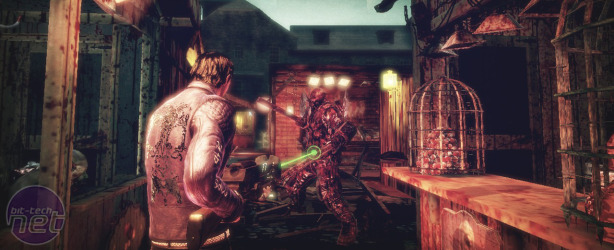 *Shadows of the Damned Review Shadows of the Damned Xbox 360 Review