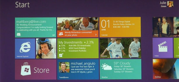 What's coming in Windows 8?