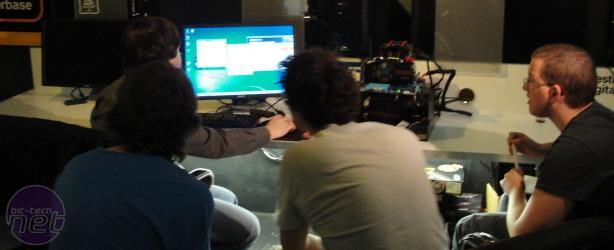 Bit-tech and Asus Summer Overclocking Summit Round 1 - HandBrake H.264 Video Encoding test