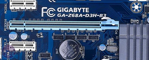 *Gigabyte GA-Z68A-D3H-B3 Review Gigabyte Z68A-D3H-B3 Test Setup