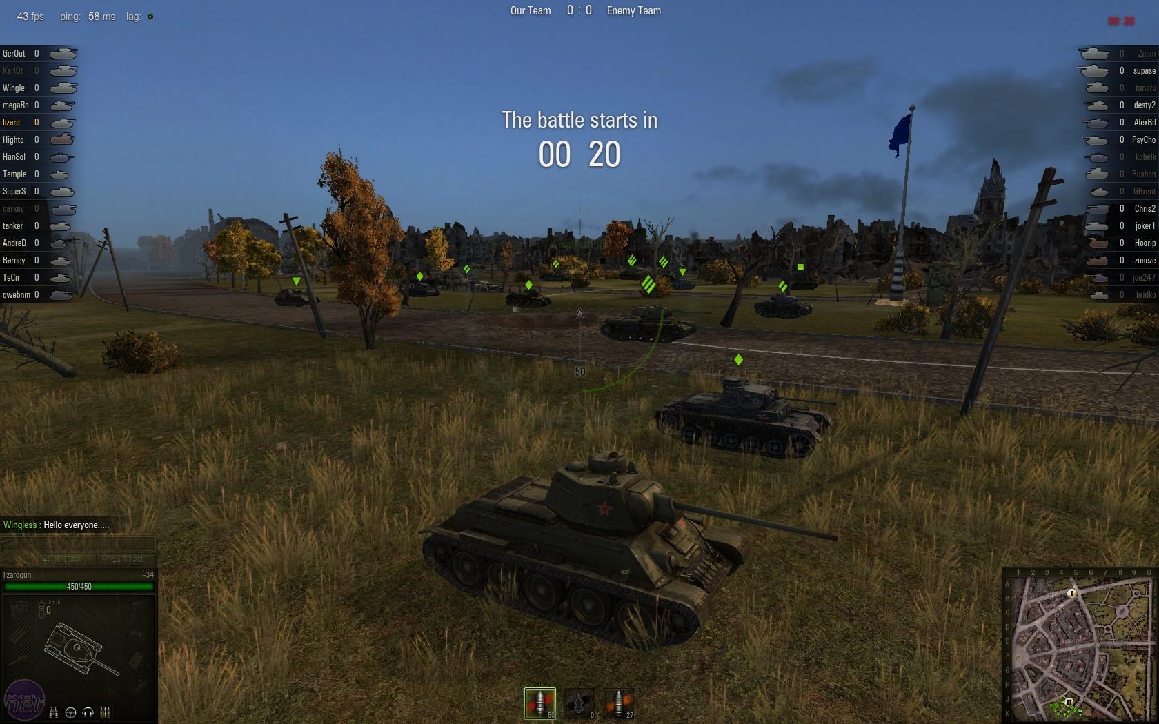 A 43 Wot world of tanks review   bit-tech