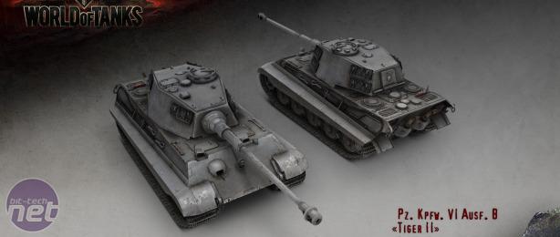 *World of Tanks Review World of Tanks PC Review