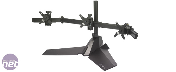*XFX Triple Display Monitor Stand Review XFX Triple Display Monitor Stand Review