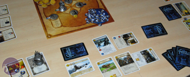 A Game of Thrones Card Game Review A Game of Thrones The Card Game