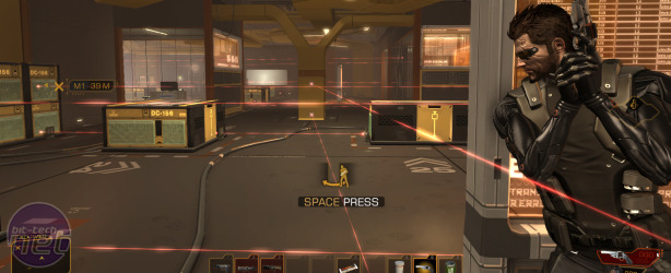 DNP Deus Ex: Human Revolution Review Deus Ex: Human Revolution Review