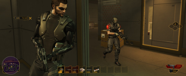 DNP Deus Ex: Human Revolution Review Deus Ex: Human Revolution PC Review