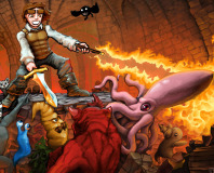 Dungeons of Dredmor Review