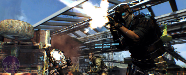 Ghost Recon: Future Soldier Preview Ghost Recon: Future Soldier Preview