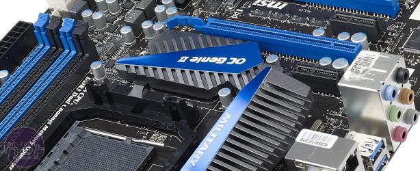 *MSI 990FXA-GD80 Review MSI 990FXA-GD80 Test Setup
