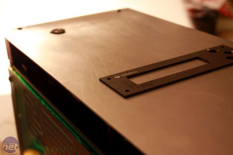 how to make a laser cutter from an old pc