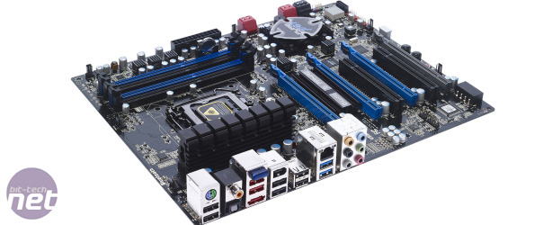 Sapphire Pure Black P67 Hydra Review Pure Black P67 Hydra Layout and Overclocking
