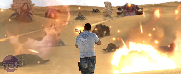 *Serious Sam 3: BFE Preview Serious Sam 3 PC Preview