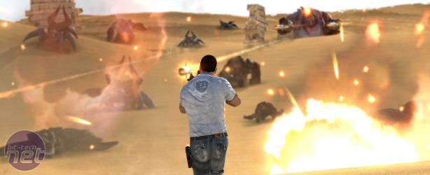 *Serious Sam 3: BFE Preview Serious Sam 3 PC Preview