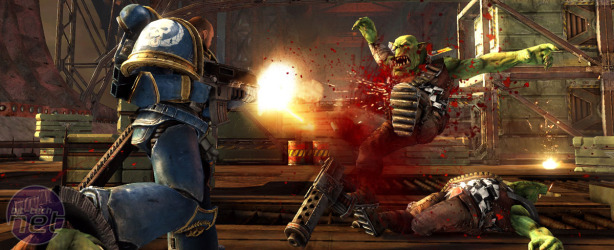 Warhammer 40K: Space Marine Preview Warhammer 40K: Space Marine Preview