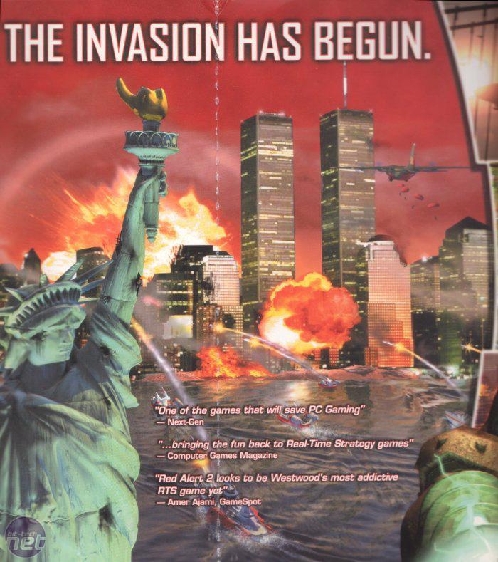 How 9/11 Affected Games | bit-tech.net