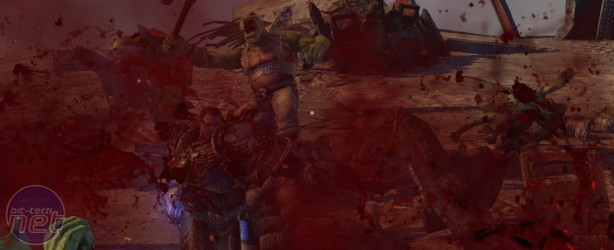 Warhammer 40K: Space Marine Review  Warhammer 40K: Space Marine Review - Kill the Xenos!
