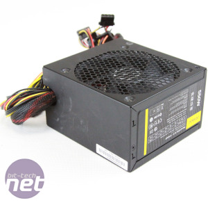 *What is the best 400-599W PSU? Antec Basiq Series VP550P Review