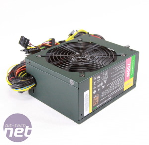 *What is the best 600W+ PSU?  Antec EarthWatts EA-750 Green Review