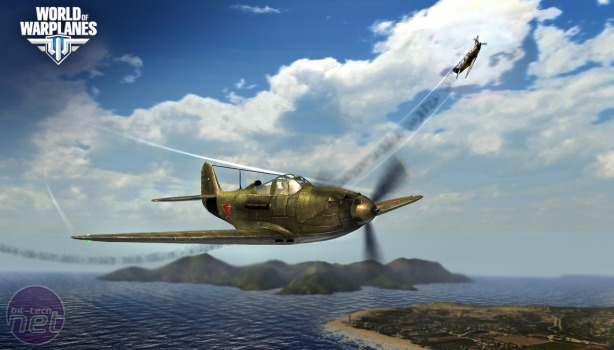 *World of Warplanes Interview World of Warplanes PC Interview