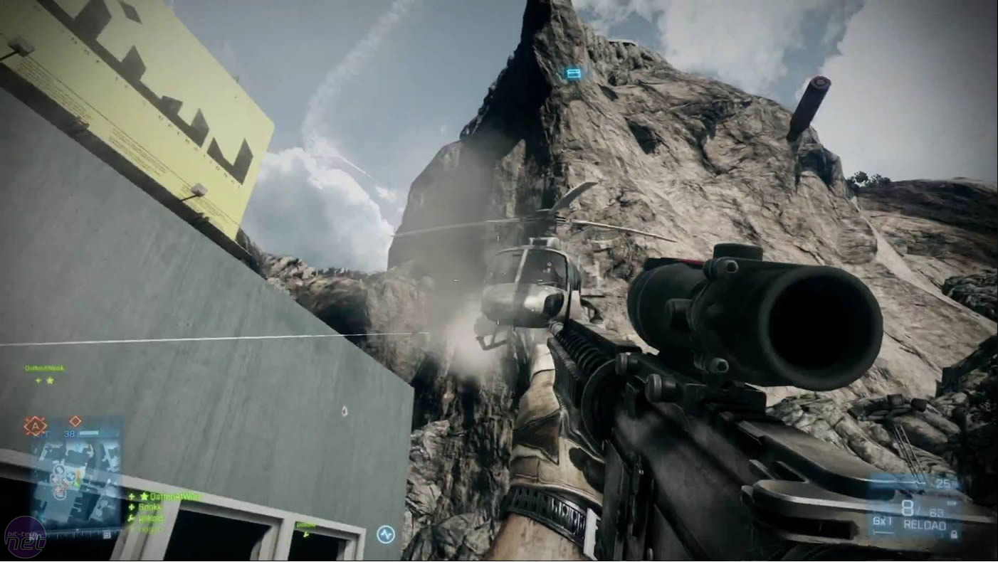 Battlefield 3 Pc Review Bit Tech Net