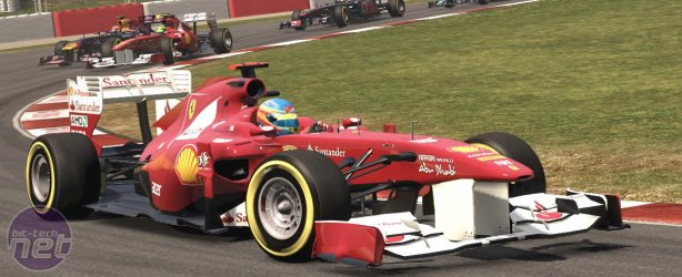 *F1 2011 Review F1 2011 PC Review