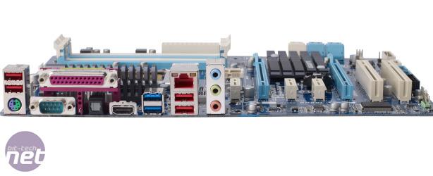 Gigabyte GA-Z68AP-D3 Review Gigabyte Z68AP-D3 Test Setup