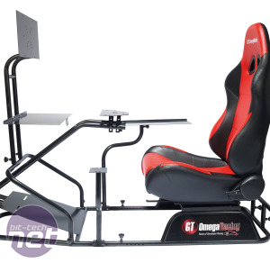 GT Omega Racing Simulator Pro Review