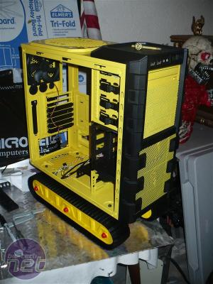 Mod of the Month September 2011 AMD Bulldozer 8-Core Tribute  by TheGreatSatan