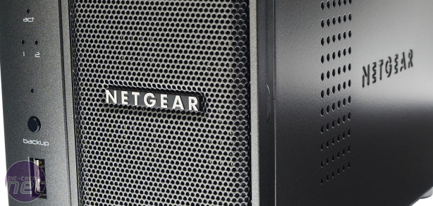 Netgear ReadyNAS Ultra 2 Review Netgear ReadyNAS Ultra 2 Test Setup and Performance