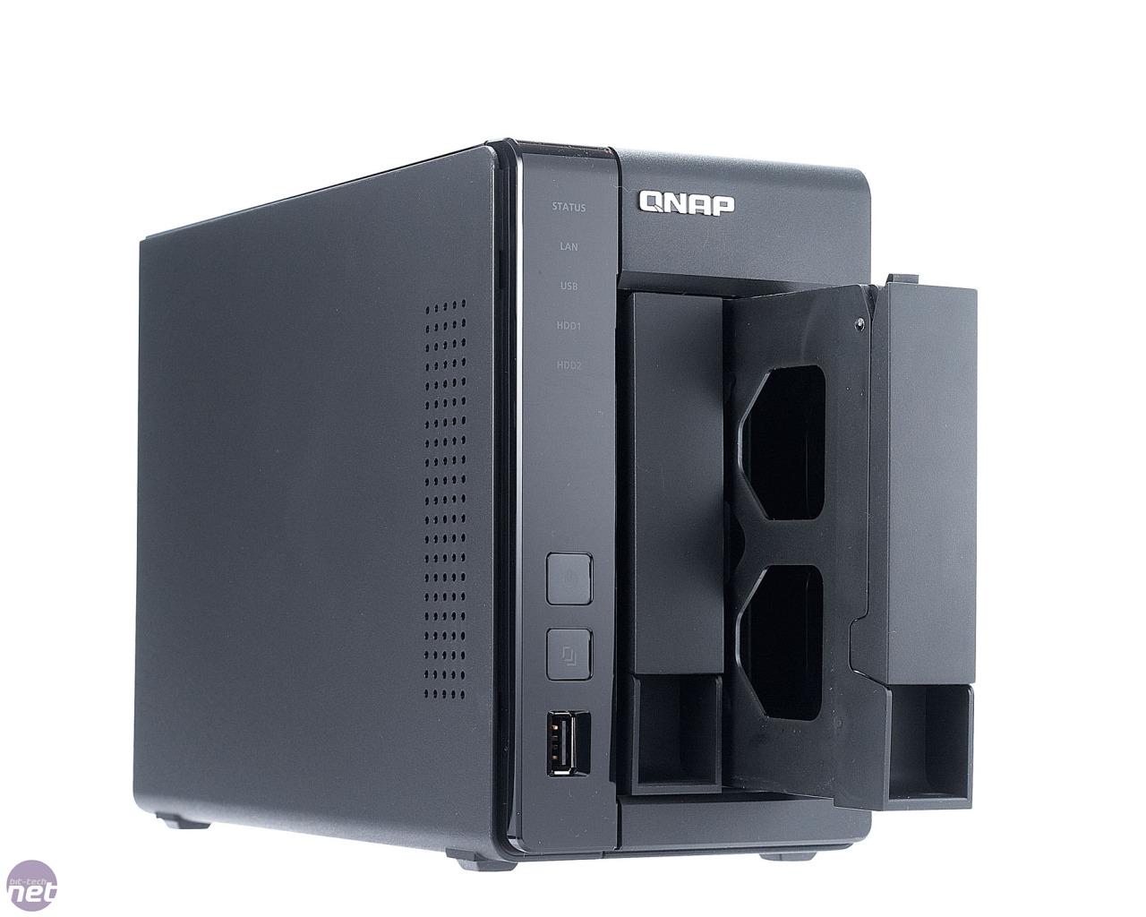 QNAP TS-219P II Turbo NAS Review | bit-tech net