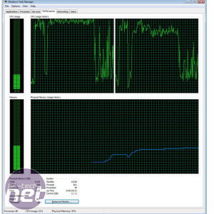 *Battlefield 3 Performance Analysis Battlefield 3 CPU Performance