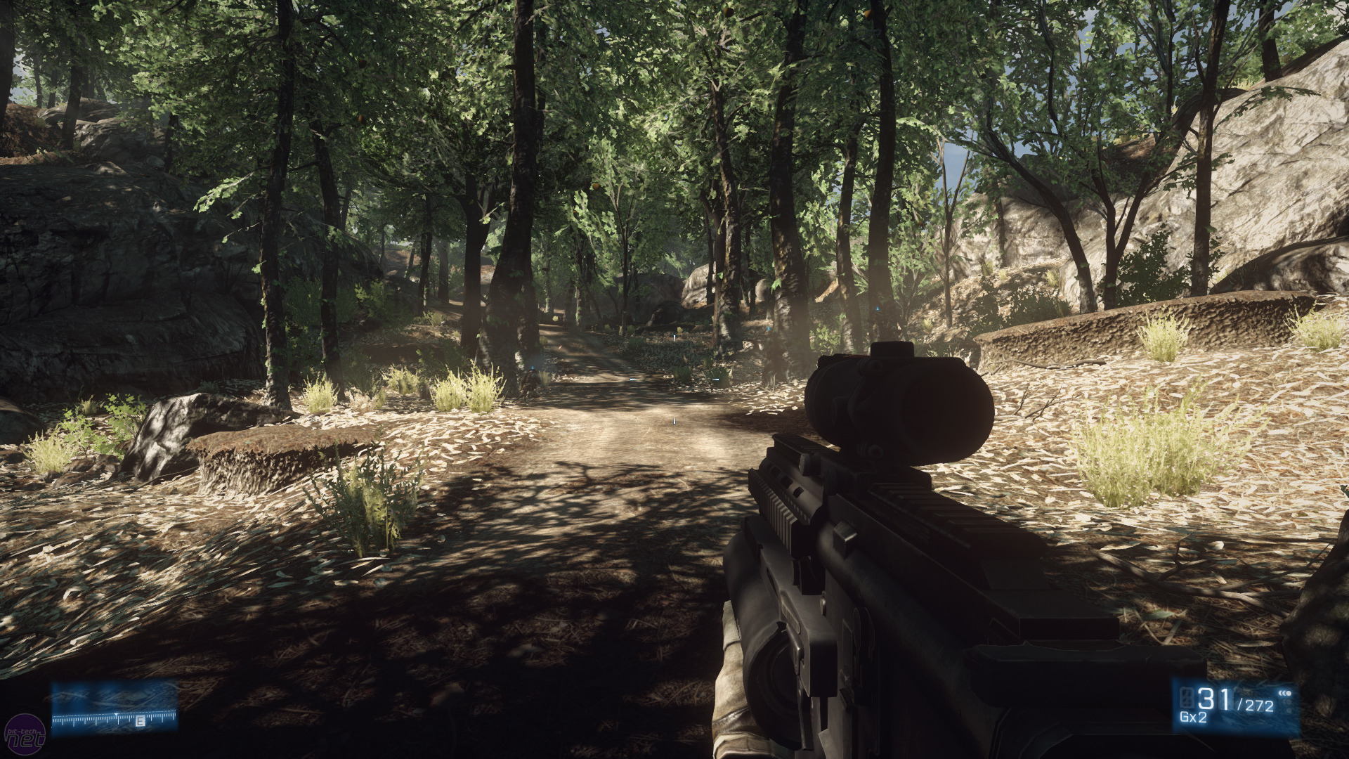 How To Set Ultra Graphics: Battlefield 3 Performance Analysis