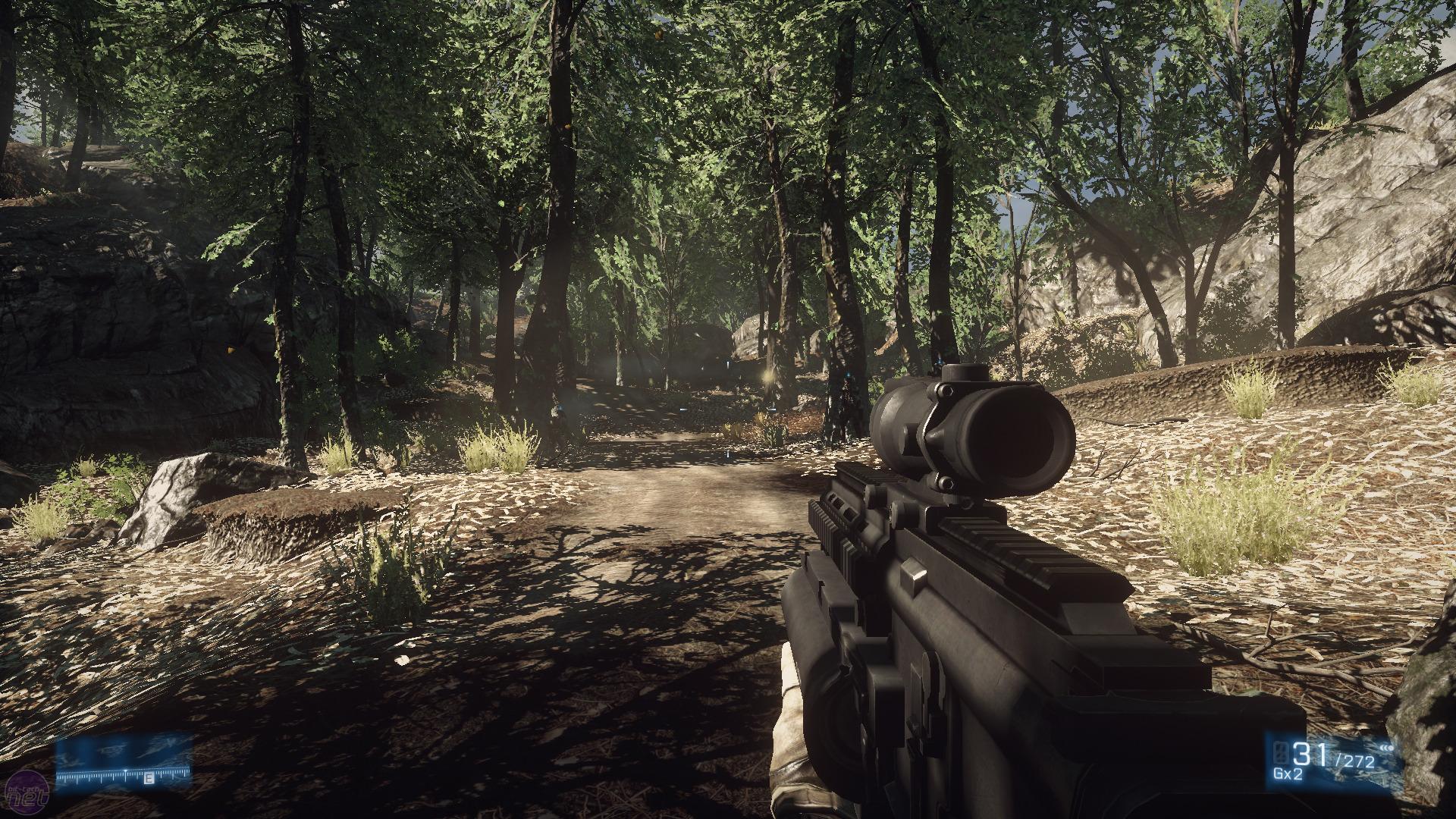 Battlefield 3 Performance Analysis | bit-tech.net