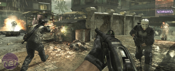 Call of Duty: Modern Warfare 3 Review Modern Warfare 3 Review