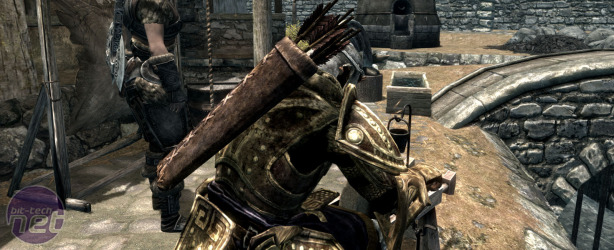 *Elder Scrolls V: Skyrim Review Skyrim Plot and Crafting
