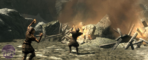 *Elder Scrolls V: Skyrim Review Skyrim Magic: Arcane and Graphical