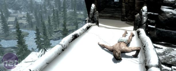 *Elder Scrolls V: Skyrim Review Skyrim Combat and Conclusion