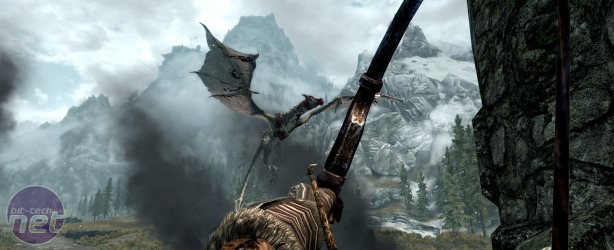 *Elder Scrolls V: Skyrim Review Skyrim Dragons and Shouts