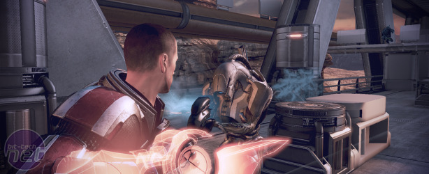 *Mass Effect 3 Preview Mass Effect 3 Xbox 360 Preview